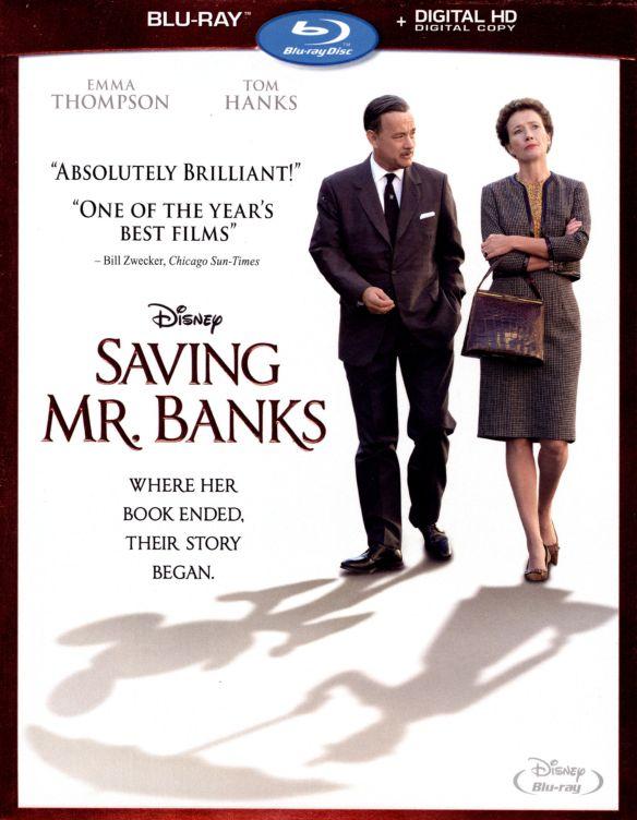 Saving Mr. Banks [Blu-ray] [2013] 4120077