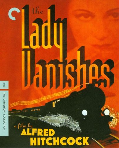 The Lady Vanishes [Criterion Collection] [Blu-ray] [1938] 4121036
