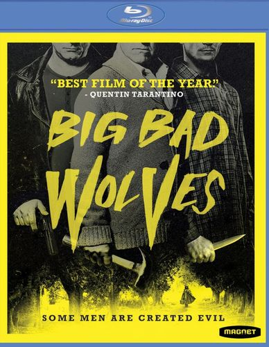 Big Bad Wolves [Blu-ray] [2013] 4123065