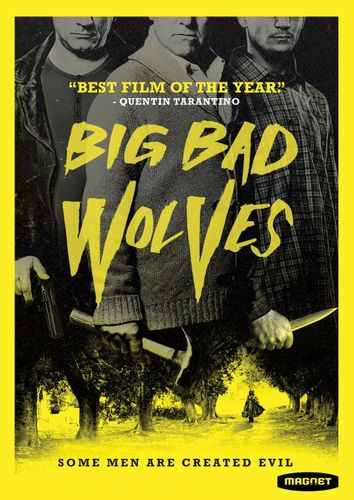 Big Bad Wolves [DVD] [2013] 4123092