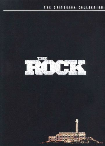 The Rock [Criterion Collection] [2 Discs] [DVD] [1996] 4125814