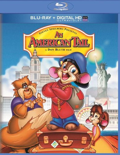 An American Tail [Includes Digital Copy] [UltraViolet] [Blu-ray] [1986] 4130196