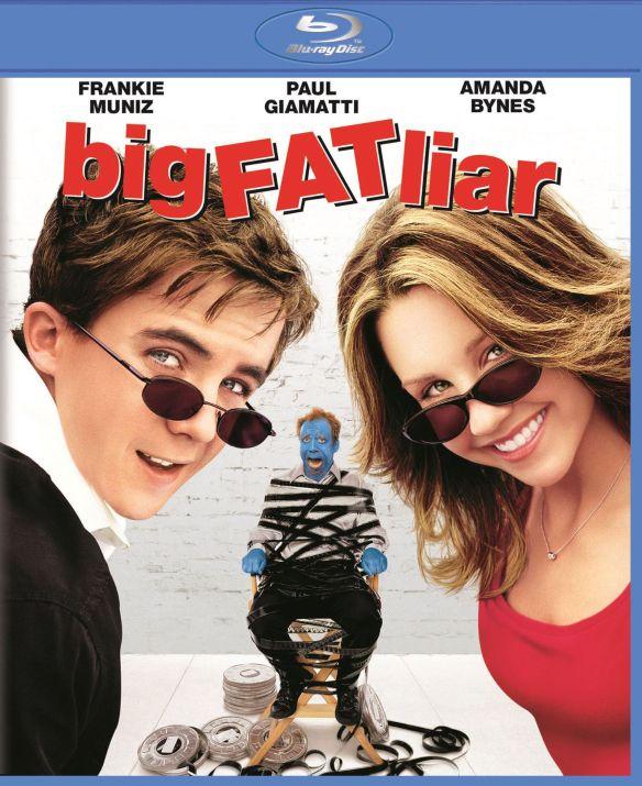 Big Fat Liar [Includes Digital Copy] [UltraViolet] [Blu-ray] [2002] 4130315