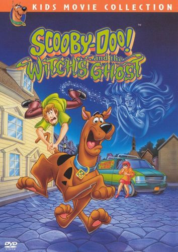 Scooby-Doo! and the Witch's Ghost [DVD] [1999] 4130407