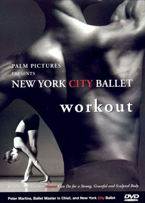 New York City Ballet Workout [DVD] [2000] 4145062