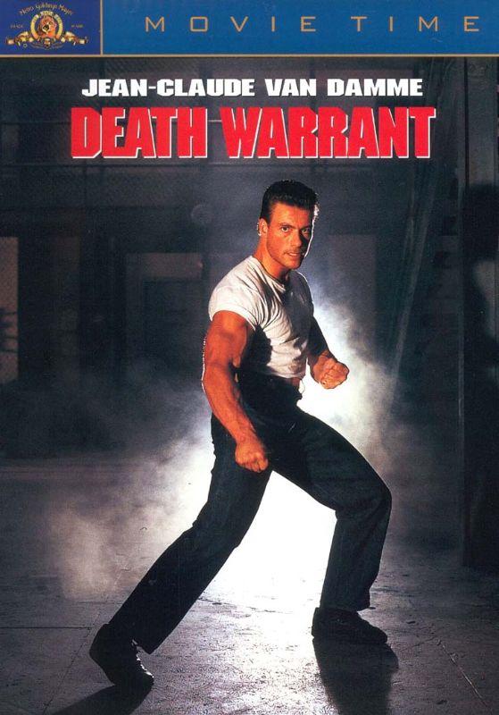 Death Warrant [DVD] [1990] 4146739