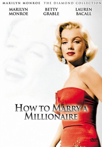 How to Marry a Millionaire [DVD] [1953] 4155032
