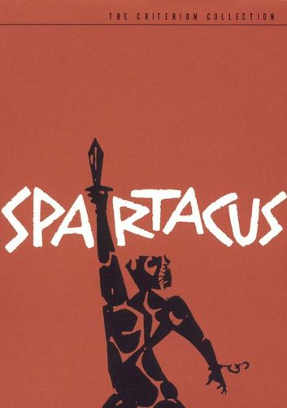 Spartacus [Criterion Collection] [2 Discs] [DVD] [1960] 4158618