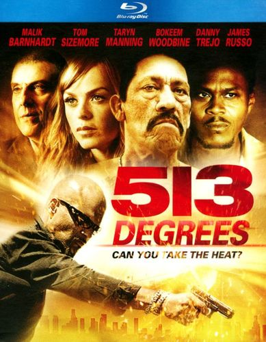 513 Degrees [Blu-ray] [2013] 4162038
