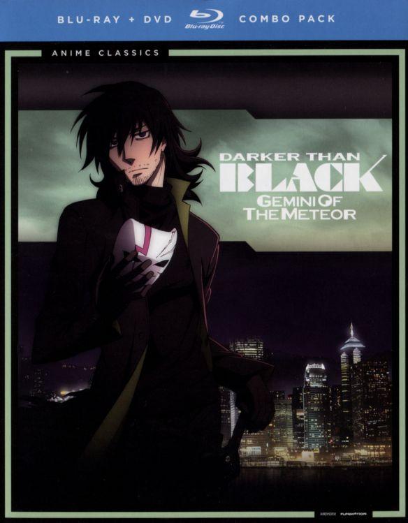 Darker Than Black: The Complete Second Season [5 Discs] [Blu-ray] 4168023