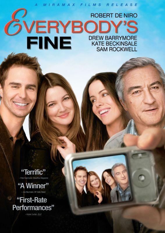 Everybody's Fine [DVD] [2009] 4172306