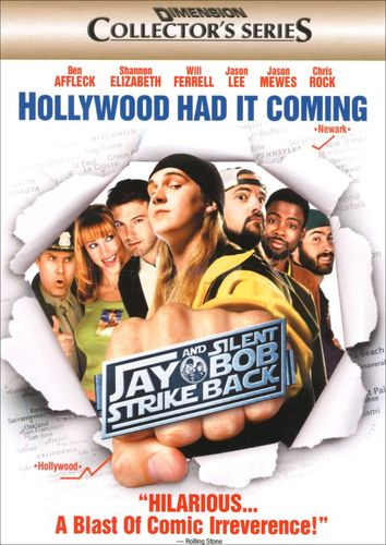 Jay and Silent Bob Strike Back [DVD] [2001] 4172397