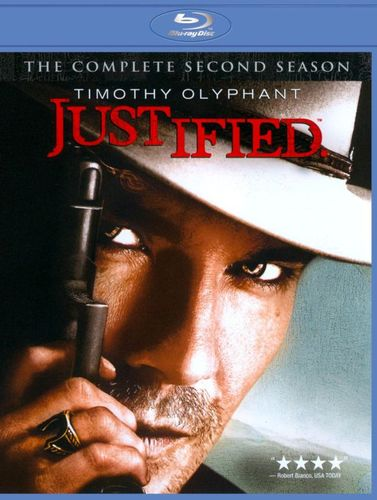 Justified: The Complete Second Season [3 Discs] [Blu-ray] 4172951
