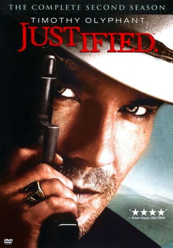 Justified: The Complete Second Season [3 Discs] [DVD] 4172988