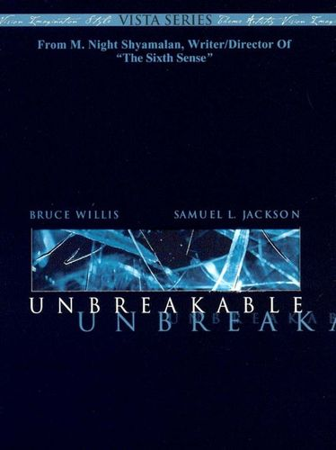 Unbreakable [Special Edition] [2 Discs] [DVD] [2000] 4175582
