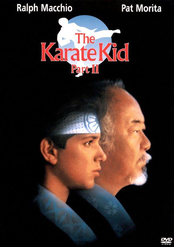 The Karate Kid, Part II [WS] [DVD] [1986] 4191975