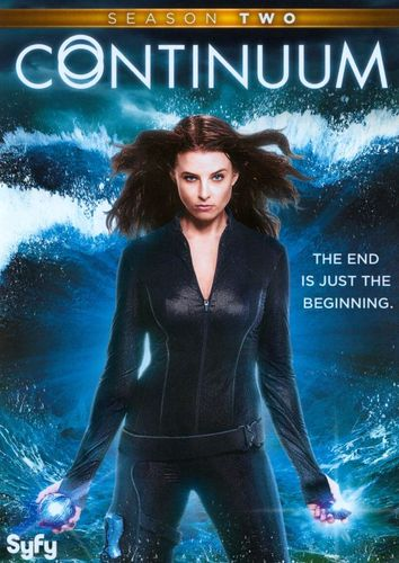Continuum: Season Two [3 Discs] [DVD] 4196098