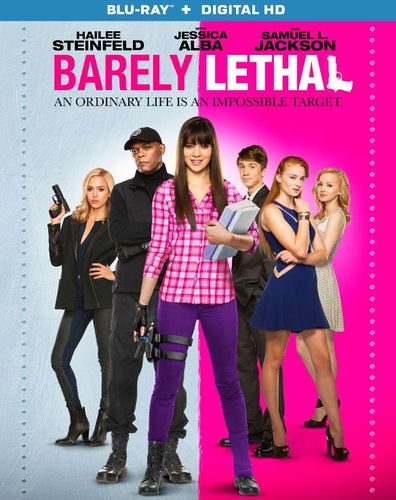 Barely Lethal [Blu-ray] [2015] 4204510