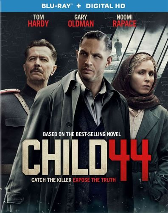 Child 44 [Blu-ray] [2015] 4204511