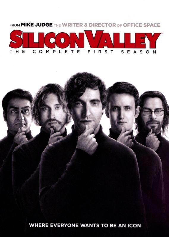 Silicon Valley: Season 1 [2 Discs] [DVD] 4209011