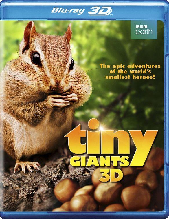 Tiny Giants [2 Discs] [3D] [Blu-ray] [Blu-ray/Blu-ray 3D] [2014] 4209075