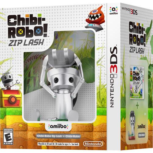 Chibi-Robo Zip Lash +...