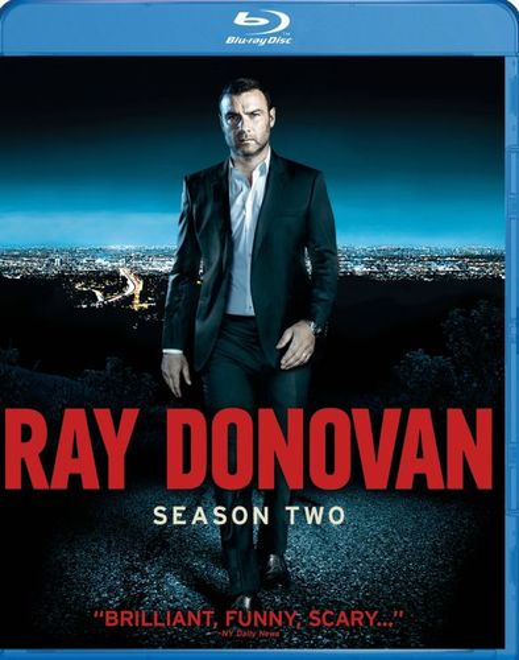 Ray Donovan: Second Season [3 Discs] [Blu-ray] 4213059