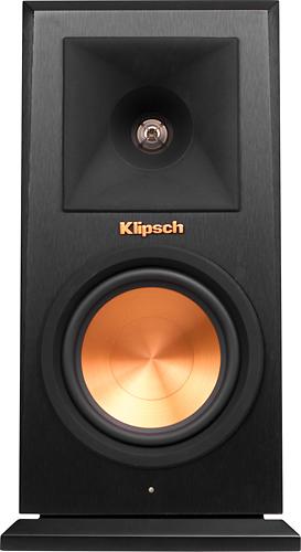 Klipsch - Reference Premiere HD Wireless Speakers (Pair) - Black/Copper
