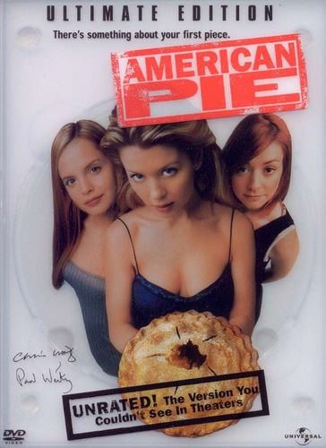 American Pie [Ultimate Edition] [Unrated] [DVD] [1999] 4223067