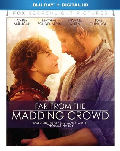Far from the Madding Crowd [Blu-ray] [2015] 4224600