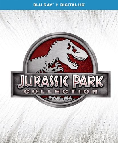 Jurassic Park Collection [3D] [Includes Digital Copy] [Blu-ray/DVD] [Blu-ray/Blu-ray 3D/DVD] 4224709