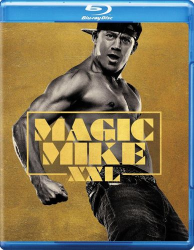 Magic Mike XXL [Blu-ray/DVD] [2015] 4229707