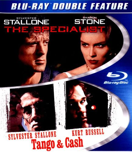 The Specialist/Tango and Cash [2 Discs] [Blu-ray] 4229715