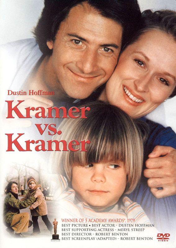 Kramer vs. Kramer [DVD] [1979] 4232734