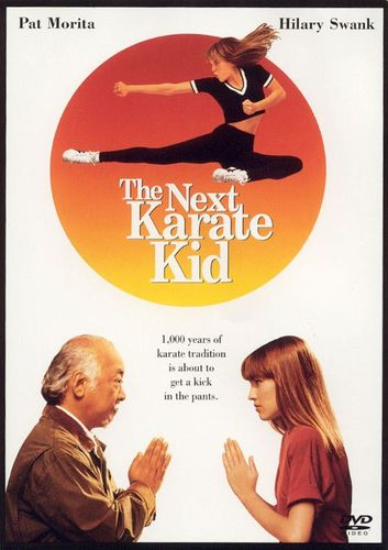 The Next Karate Kid [WS/P & S] [DVD] [1994] 4232814