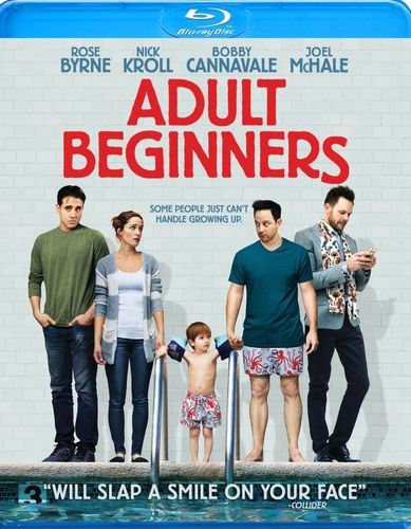 Adult Beginners [Blu-ray] [2014] 4233201