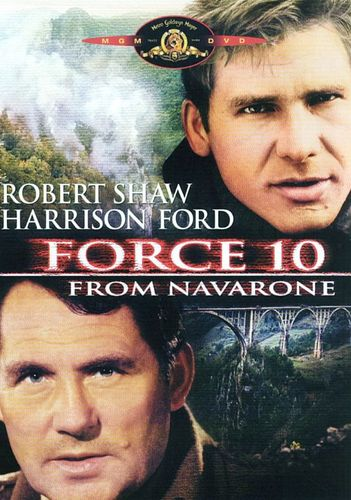 Force 10 From Navarone [DVD] [1978] 4237819