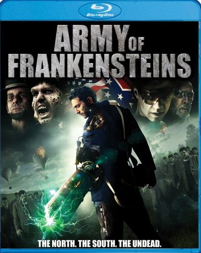 Army of Frankensteins [Blu-ray] [2013] 4238029