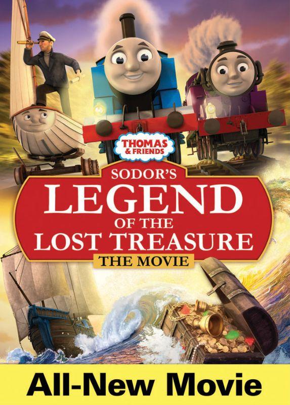 Thomas & Friends: Sodor's Legend of the Lost Treasure [DVD] 4238032