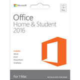 Office Home & Student 2016 for Mac (1 Mac) Mac GZA-00653