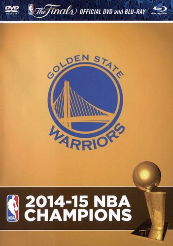NBA: The Finals - Highlights from the 2014-2015 Championship [2 Discs] [Blu-ray/DVD] [2015] 4241512