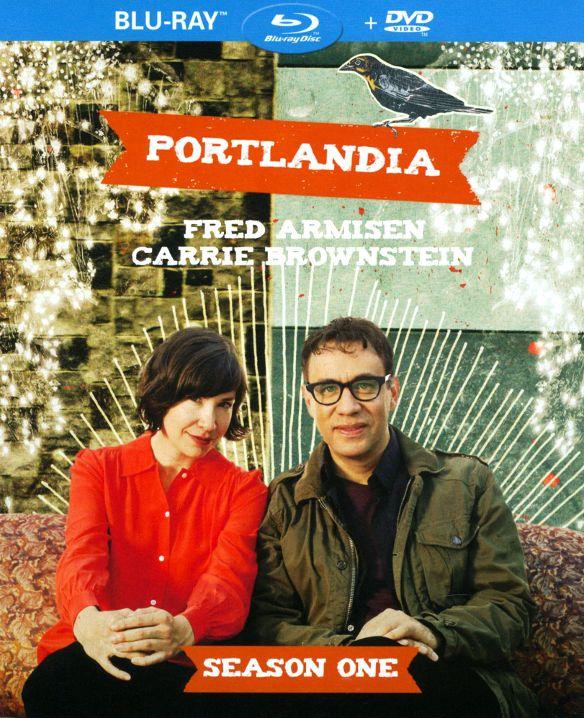 Portlandia: Season One [2 Discs] [Blu-ray/DVD] 4245335