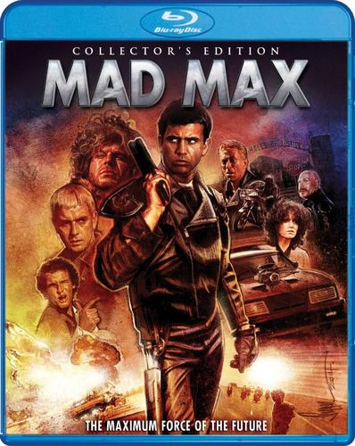 Mad Max [Collector's Edition] [Blu-ray] [1979] 4246053