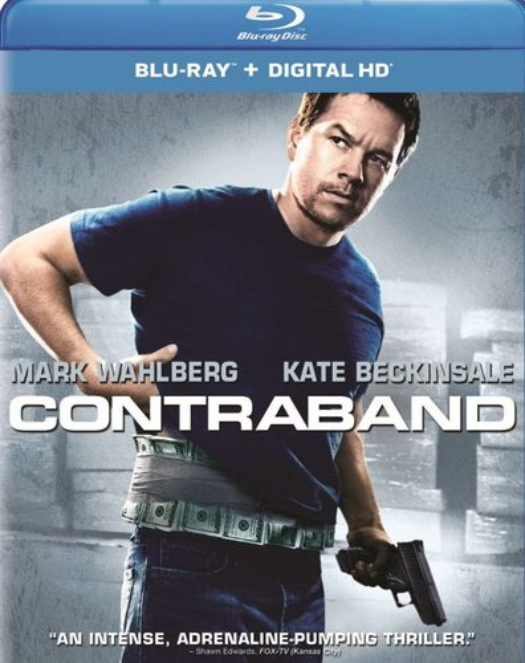 Contraband [Blu-ray] [2012] 4246062