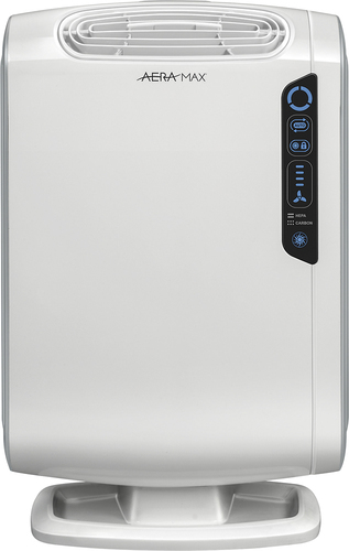 Fellowes - AeraMax Baby DB55 Air Purifier - White 4246103