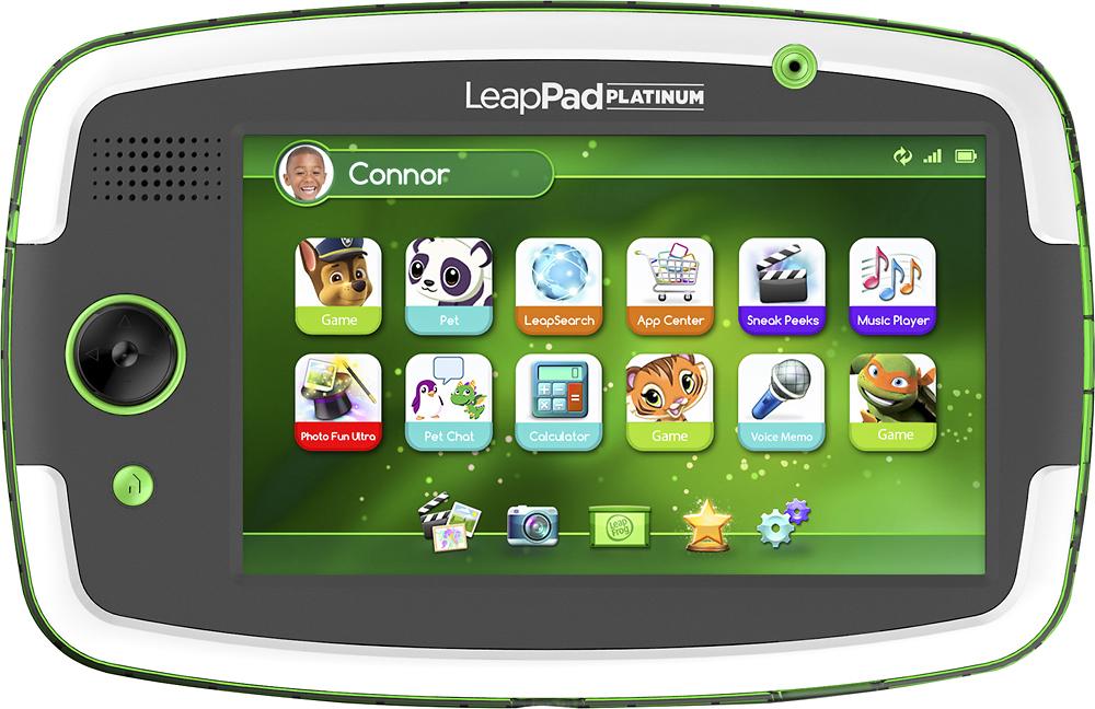 "LeapFrog LeapPad Platinum 7"" 8GB Green 31565"
