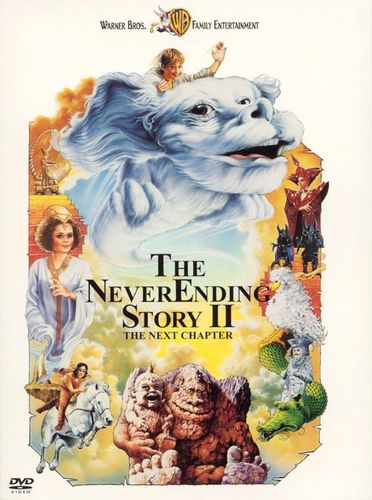 The Neverending Story 2: The Next Chapter [DVD] [1991] 4254461