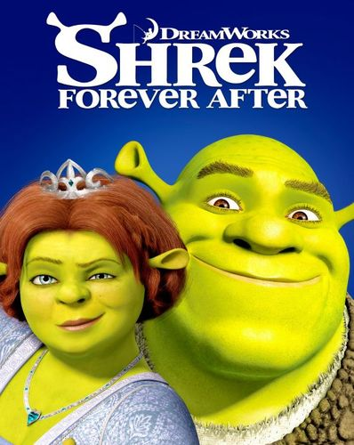Shrek Forever After [Blu-ray/DVD] [2 Discs] [2010] 4255202