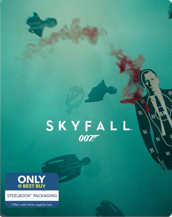 Skyfall [Includes Digital Copy] [Blu-ray] [SteelBook] [Only @ Best Buy] [2012] 4255507