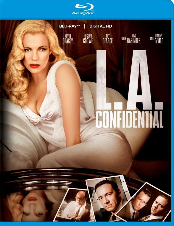 L.A. Confidential [Blu-ray] [1997] 4257701